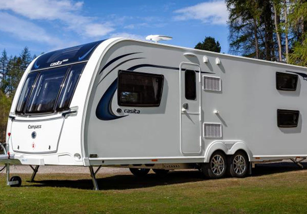 Trailer and caravan pickup services
